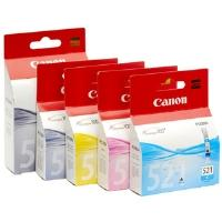 Canon cartridges 521 and 520