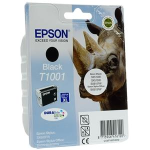 Epson Ultra Ink Cartridge Black T1001