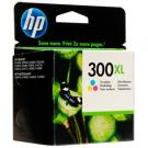 HP300XL 3-COLOUR INKJET CARTRIDGE